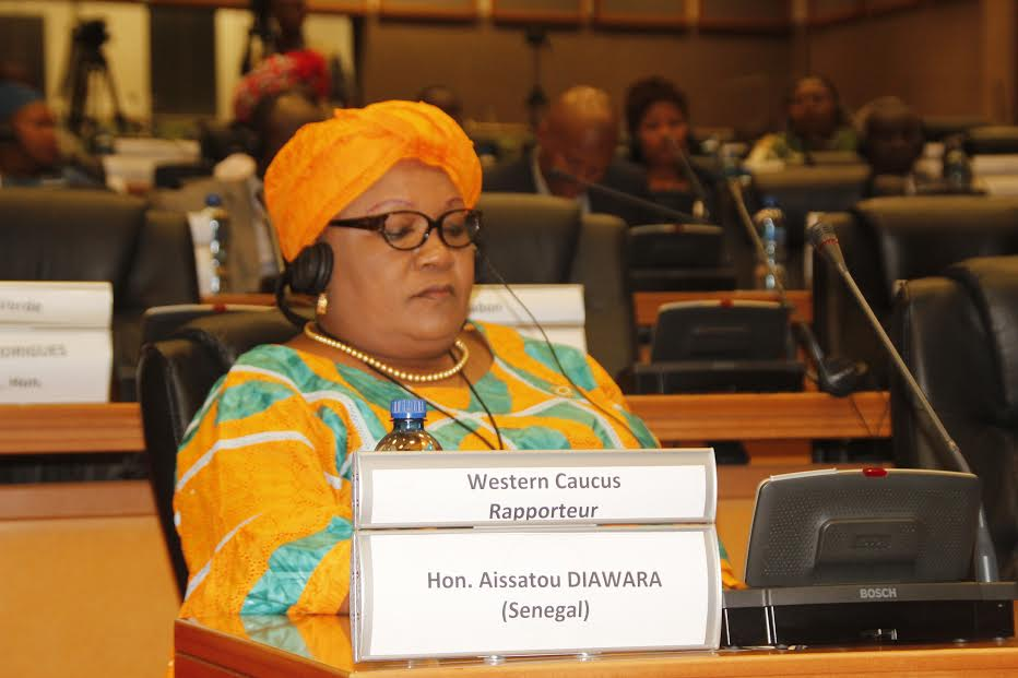 La députée sénégalaise Aïda Sow Diawara blessée par balle : Le gouvernement sud-africain renforce la sécurité du Parlement panafricain