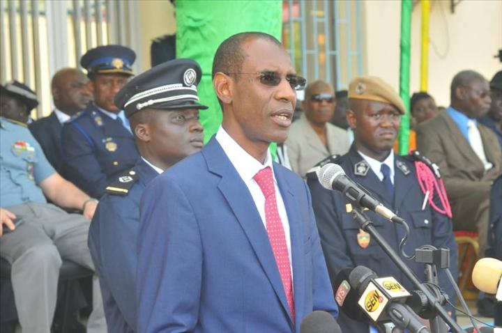"""Abdoulaye Daouda Diallo met en garde les policiers : """"Méfiez-vous des sirènes de la tentation, de l'argent facile..."""""""