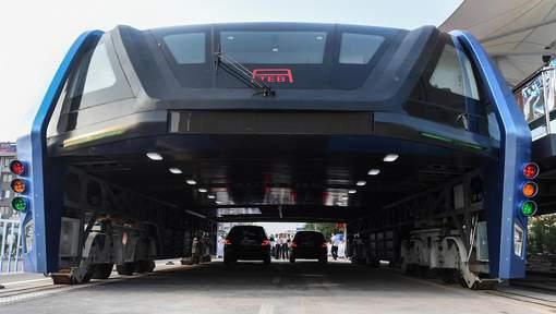 """Le """"bus du futur"""", trop beau pour être vrai?"""