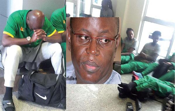 Le calvaire des combattants sénégalais sur le chemin des Jo: Le ministre Mactar Ba a encore montré ses limites