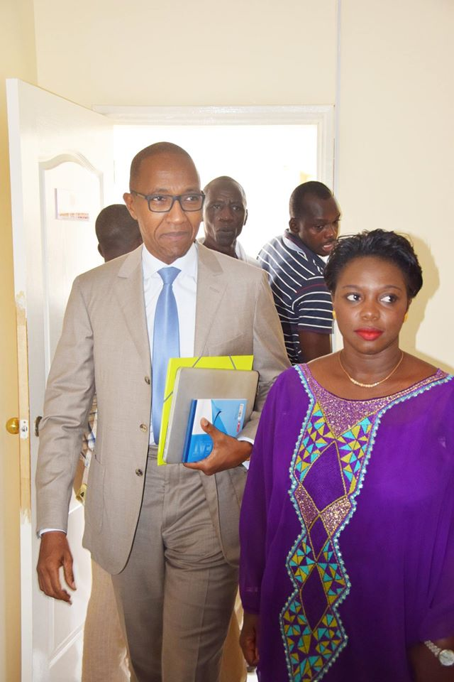 Vers une alliance entre l'Act d'Abdoul Mbaye et Bes du Nakk de Mansour Sy Djamil