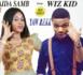 (Exclusité)AIDA SAMB feat WIZ KID- Yaw Rekk