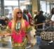 Les premières images de l'arrivée de Titi, Salam Diallo, Déesse Major et les musiciens à l'aéroport d'Orly