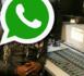 La vie de couple d'un célèbre animateur étalée en public par son ex-femme via Whatsapp