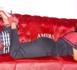 """Astou Mbaye de la série """"Double vie"""" à plat ventre sur le divan, regardez ces 24 photos"""