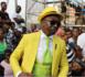 """La """"sapologie"""" africaine en hommage à Papa Wemba"""