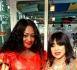 Mado et Kya Aidara toutes élégantes