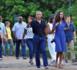 Photos : Les Obama, des touristes (presque) comme les autres
