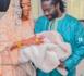 Carnet rose: Le styliste Khadim Kassé baptise sa fille (Photos)