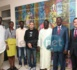 Les images du vernissage à l'Allianz Sénégal
