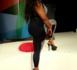 Aicha Diouf, de la 2Stv, très classe sur ces photos