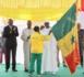 Photos-Cérémonie de remise du drapeau national aux athlètes devant représenter le Sénégal aux J.O 2016