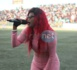 Vidéo- Une tenue sexy de Deesse Major à Demba Diop. Regardez