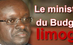 Le ministre du Budget limogé