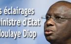 DEMANDES D'EXPLICATION A DES MINISTRES :