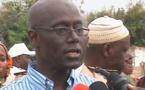 Vidéo - Incendie du poste de Thiès, le ministre Thierno Alassane Sall sur place pour évaluer l'ampleur des dégâts. Regardez