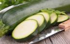 La courgette : elle permet de lutter contre la constipation, bonne pour le foie et favorise la croissance des enfants