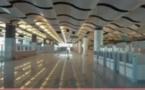 Les images exclusives de l'intérieur de l'aéroport et l'autoroute dévoilées par la Rts. Regardez.