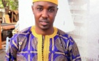 Cheikh Sarr très chic en boubou traditionnel