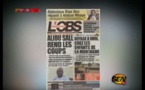 Revue de presse du lundi 29 août 2016 - Sen tv