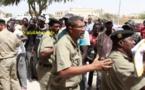 Nouakchott : Manifestation des ressortissants Sénégalais pour la régularisation de leur situation