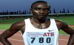 Ndiss Kaba Badji en piste samedi pour la longueur