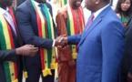 """Macky Sall  : """"Le HCCT marque un avancement démocratique, même s'il ne fait pas l'unanimité"""""""