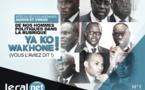 Ainsi parlait Ousmane Tanor Dieng en 2012 : «Que je perde ou que je sois élu, je laisserai la place  »