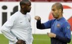 """Pep Guardiola: """"Dimitri Seluk doit s'excuser. S'il ne le fait pas, Yaya Touré ne jouera pas"""""""
