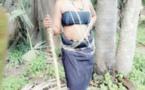 """4 photos de GuiGui en tenue """"diola"""""""