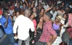 Photos : Pape Diouf a chauffé le Bloowy lors de la soirée de New African Production