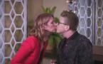 Céline Dion : Le baiser qui fait jaser !