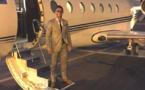Le jet de Cristiano Ronaldo fait un crash à aéroport de Barcelone faisant aucune victime