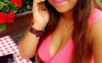Aïcha Diouf de la 2Stv toute ravissante