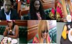 Vidéo - Le petit déjeuner des artistes à Paris avec Titi, Déesse Major, Yama et Salam Diallo