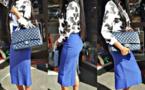 Photos - Katy Chimère Diaw toujours bien habillée