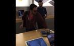 Un client mécontent détruit un Apple Store avec une boule de pétanque