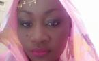 Niatam Ba, la nouvelle mariée tout en rose