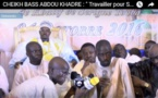 """Cheikh Bass Abdou Khadre : """"Travailler pour Serigne Touba est un privilège et un sacerdoce"""""""