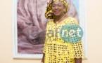 Mously Diakhaté, l'élégance raffinée et classe d'une grande Dame !!!
