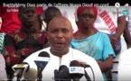 Conférence de presse : Barthélémy Dias sur l'affaire Ndiaga Diouf (wolof)