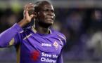 Europa League: But de Babacar Khouma (Slovan Liberec 1 - 3 Fiorentina)