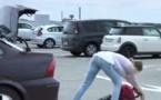 Vidéo : négligence ou effet 'New génération', regardez jusqu'à la fin!!!