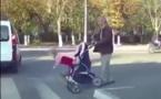 Vidéo: bébé Ninja, il est très fort regardez!!