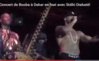 Vidéo : Booba casse la baraque au monument de la renaissance