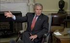 [Vidéo] Le plan de Bush s'élève à 700 milliards de dollars