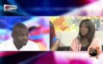 """Vidéo:Pape Cheikh et Maimouna font du """"garou walé"""" aux autres chaines de télé  au Sénégal ils ne font que nous copier ...."""