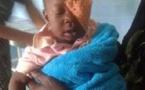 Miracle: Un Bébé a survécu après l'accident de train mortel au Cameroun