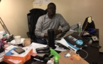 Khalifa Ndiaye de Prestige Multimédia-Electronic Store de New York