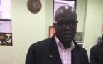 Pape Bâ, le secrétaire général de l'Association des Sénégalais des USA